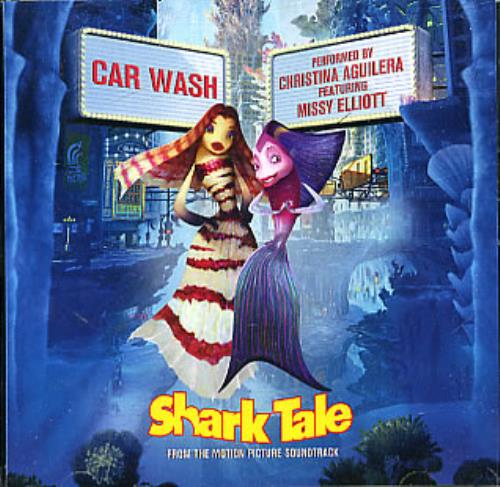 "Christina Aguilera Car Wash CD single (CD5 / 5"") US AAGC5CA305344"