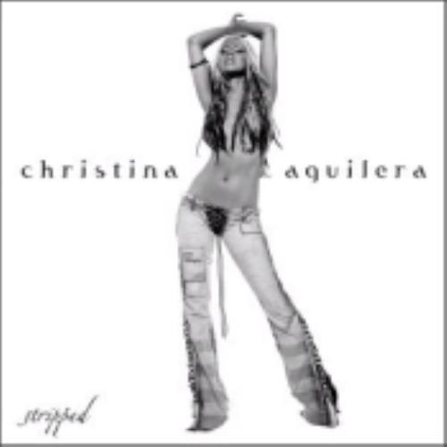 Christina Aguilera Stripped CD album (CDLP) UK AAGCDST225398