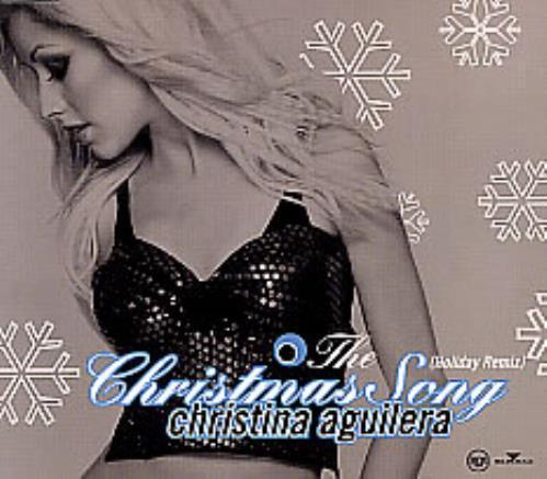 Christina Aguilera Christmas Album.Christina Aguilera The Christmas Song Japanese Promo Cd Single Cd5 5