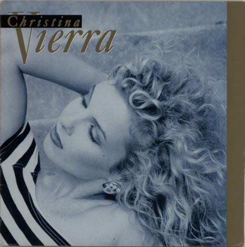 Christina Vierra Christina Vierra vinyl LP album (LP record) US G2WLPCH623567