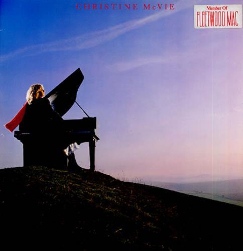 Christine McVie Christine McVie - EX vinyl LP album (LP record) German MCVLPCH345981