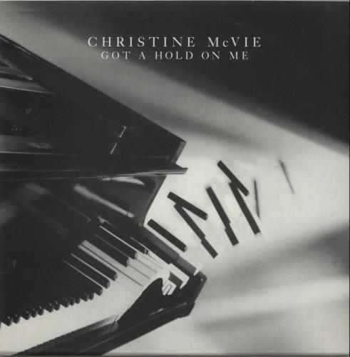 "Christine McVie Got A Hold On Me 7"" vinyl single (7 inch record) UK MCV07GO183222"