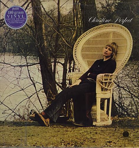 Christine Perfect Christine Perfect - 180gm vinyl LP album (LP record) UK PFTLPCH371639