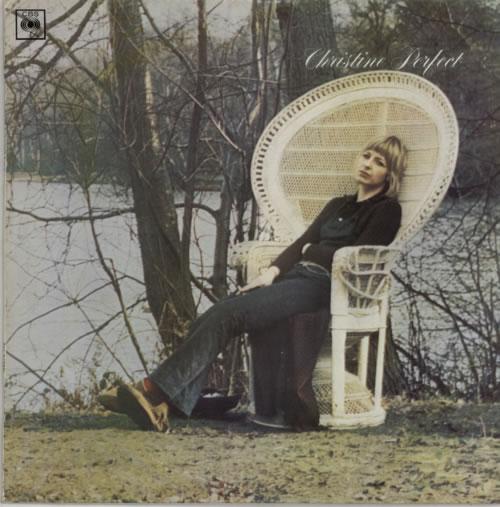 Christine Perfect Christine Perfect vinyl LP album (LP record) New Zealand PFTLPCH616486