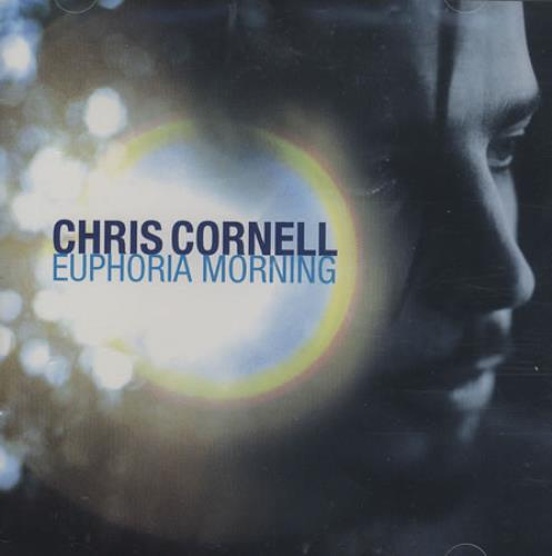 Chris Cornell Euphoria Morning CD album (CDLP) European OLLCDEU184579