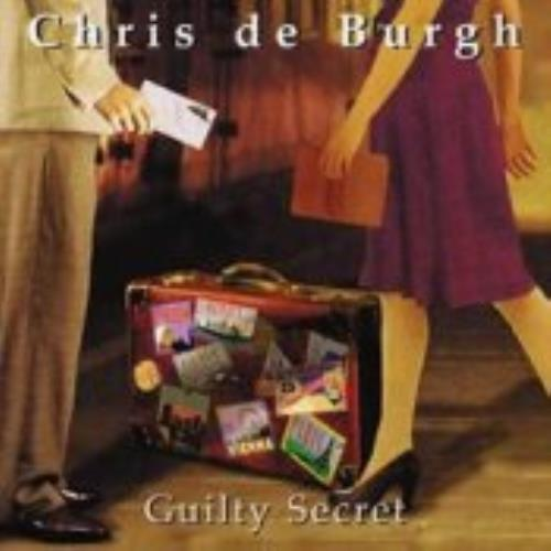 "Chris De Burgh Guilty Secret CD single (CD5 / 5"") UK BURC5GU221960"