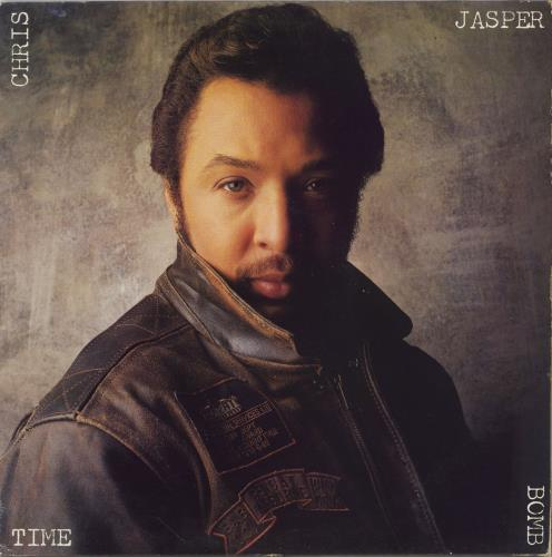 Chris Jasper Time Bomb vinyl LP album (LP record) UK 3L2LPTI767486