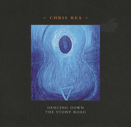 Chris Rea Dancing Down The Stony Road Uk Promo Cd R