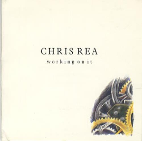 "Chris Rea Working On It 3"" CD single (CD3) UK REAC3WO39145"