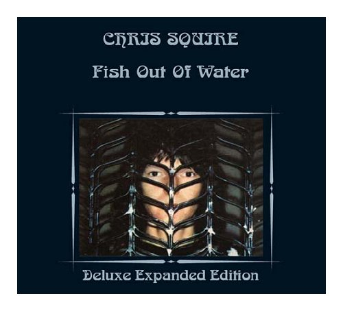 chris squire fish out of water uk 2 disc cd dvd set 404866