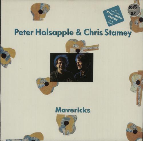Chris Stamey Mavericks vinyl LP album (LP record) UK C9RLPMA598658
