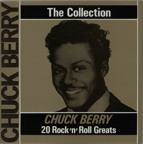 Chuck Berry The Collection: 20 Rock 'n' Roll Greats vinyl LP album (LP record) Italian CHKLPTH607473