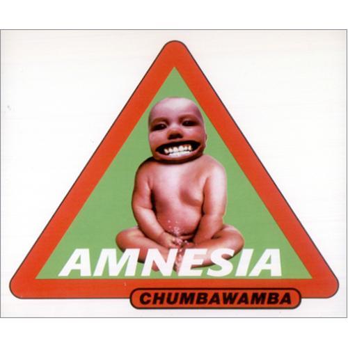"Chumbawamba Amnesia CD single (CD5 / 5"") UK CHMC5AM97131"