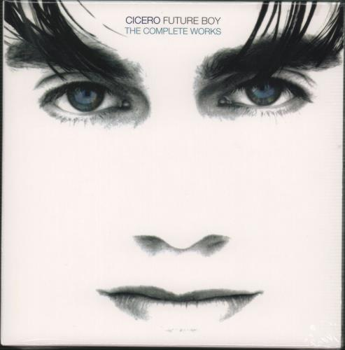 Cicero Future Boy - The Complete Works 2 CD album set (Double CD) UK CIC2CFU661640