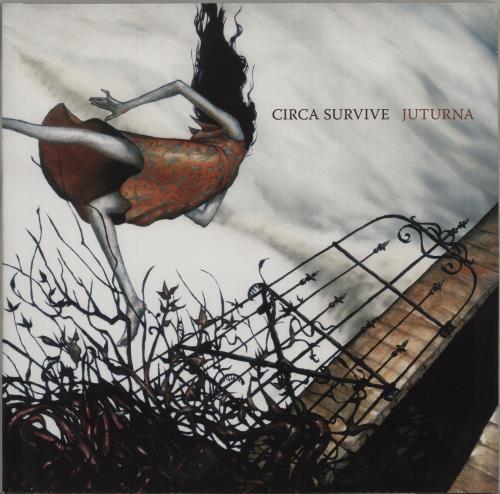 Circa Survive Juturna - Deluxe Ten Year Edition - 180gram vinyl LP album (LP record) US O51LPJU681163