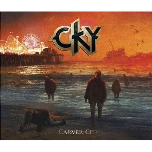 CKY Carver City CD album (CDLP) UK YKCCDCA469335
