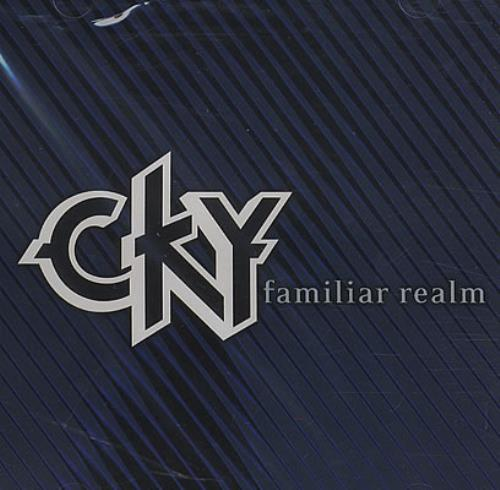 "CKY Familiar Realm CD single (CD5 / 5"") US YKCC5FA385107"