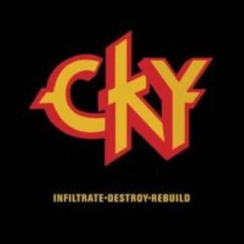 CKY Infiltrate.Destroy.Rebuild 2-disc CD/DVD set UK YKC2DIN275855