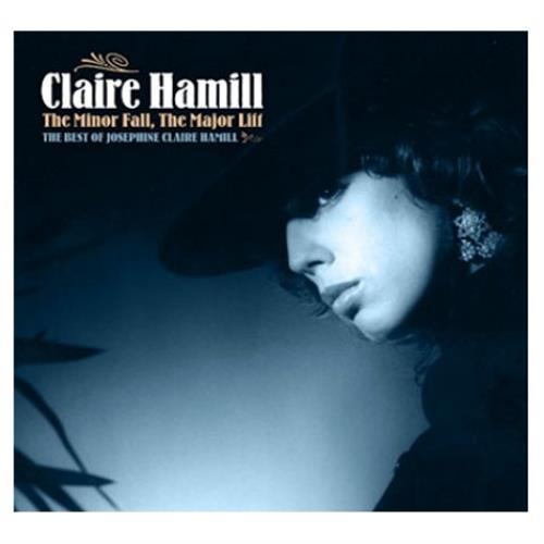 Claire Hamill The Minor Fall The Major Lift 2 CD album set (Double CD) UK CLM2CTH420191