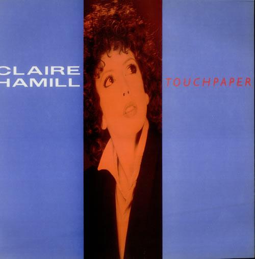 Claire Hamill Touchpaper vinyl LP album (LP record) UK CLMLPTO545425
