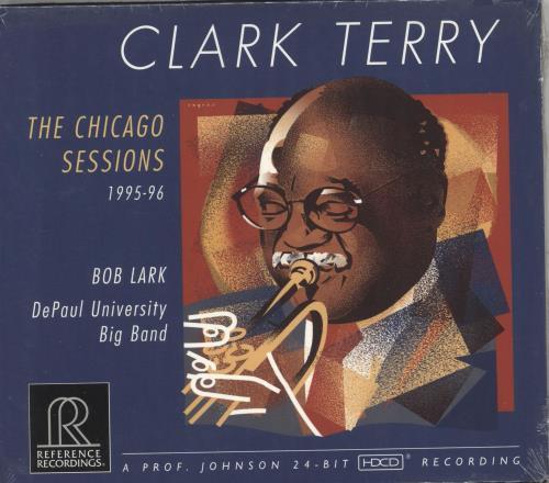 Clark Terry The Chicago Sessions 1995-96 CD album (CDLP) US CTICDTH711876