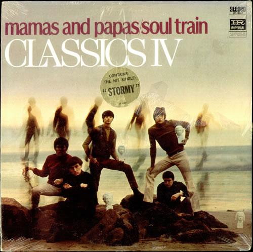 Classics IV Mamas And Papas/Soul Train - Sealed vinyl LP album (LP record) US CXELPMA501724