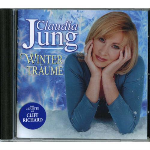 Claudia Jung Wintertraume CD album (CDLP) German CJUCDWI82062