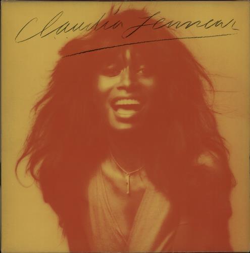 Claudia Lennear Phew! vinyl LP album (LP record) UK IMLLPPH651156