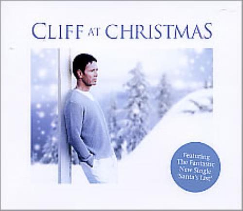 Cliff Richard Cliff At Christmas CD album (CDLP) UK RICCDCL265623