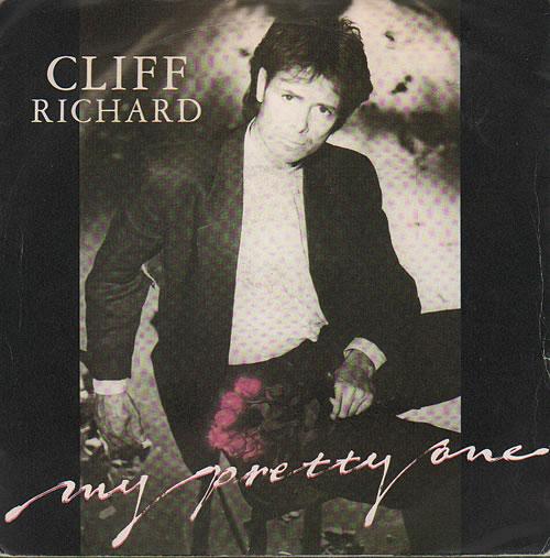 "Cliff Richard My Pretty One 7"" vinyl single (7 inch record) UK RIC07MY550840"