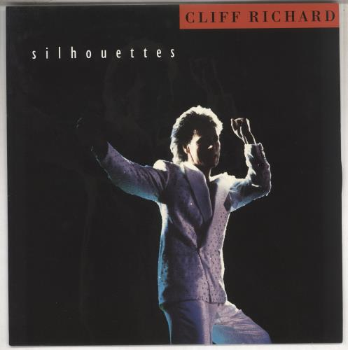 "Cliff Richard Silhouettes 12"" vinyl single (12 inch record / Maxi-single) UK RIC12SI19949"