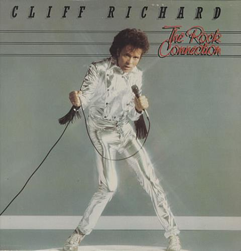 Cliff Richard The Rock Connection vinyl LP album (LP record) Australian RICLPTH325540