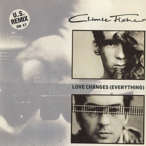 Climie Fisher Love Changes Everything Uk 7 Quot Vinyl Single