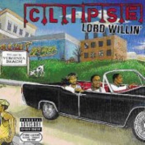 Clipse Lord Willin CD album (CDLP) UK C/ECDLO246683