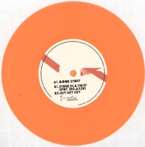 "Clor Good Stuff - 1/2 7"" vinyl single (7 inch record) UK CL007GO338160"