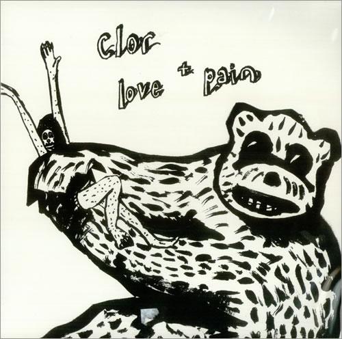 "Clor Love + Pain 12"" vinyl single (12 inch record / Maxi-single) UK CL012LO434864"