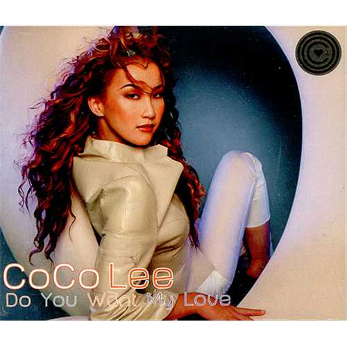 Coco Lee Do You Want My Love Mexican Promo Cd Single Cd5