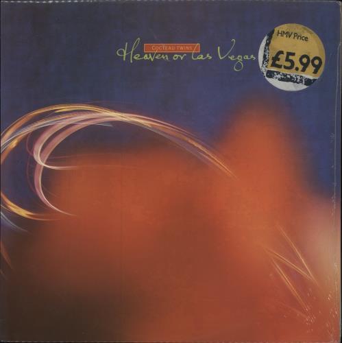 Cocteau Twins Heaven Or Las Vegas vinyl LP album (LP record) UK COCLPHE310319