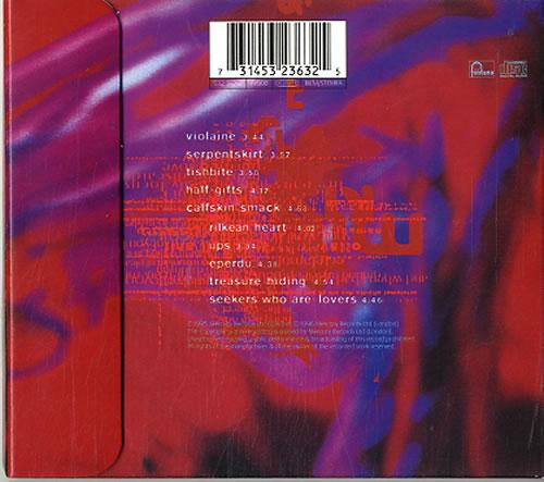 Cocteau Twins Milk Amp Kisses Uk Cd Album Cdlp 88195