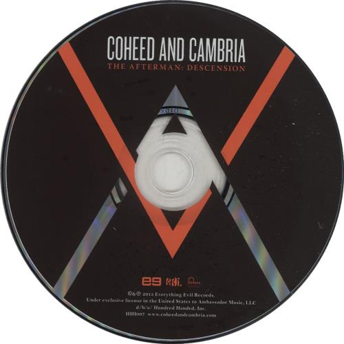 Coheed And Cambria The Afterman: Descension - Turquoise