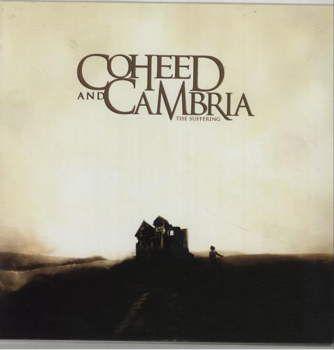 Coheed And Cambria The Suffering - Red Vinyl UK 7