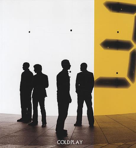 Coldplay 2005 Tour tour programme UK DPYTRTO340667
