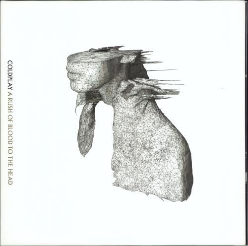 Coldplay A Rush Of Blood To The Head - 180gram Vinyl vinyl LP album (LP record) UK DPYLPAR735456