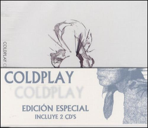 Coldplay A Rush Of Blood To The Head 2 CD album set (Double CD) Mexican DPY2CAR260891