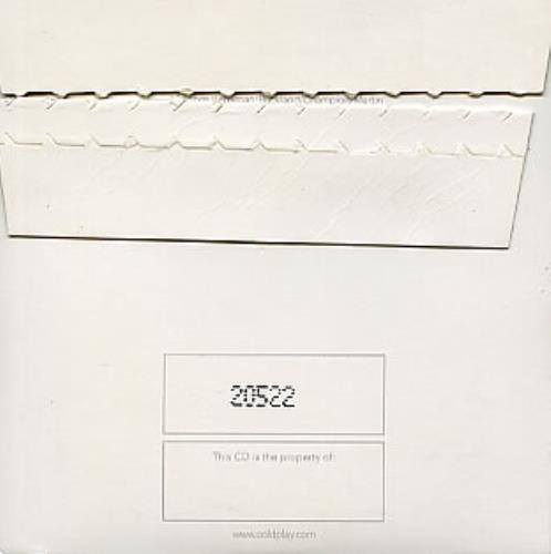 Coldplay A Rush Of Blood To The Head CD album (CDLP) Dutch DPYCDAR279867