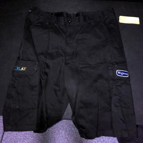 Coldplay Cargo Shorts clothing UK DPYMCCA720382