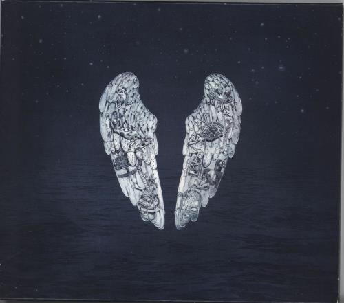 Coldplay Ghost Stories CD album (CDLP) UK DPYCDGH710819
