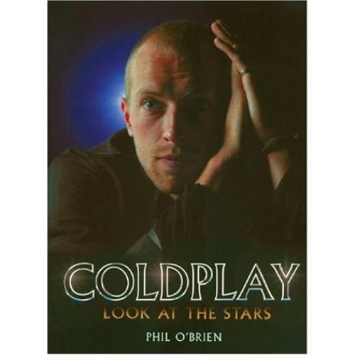 Coldplay Look At The Stars book UK DPYBKLO584008