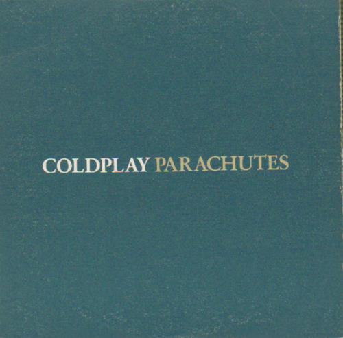 Coldplay Parachutes - EX CD album (CDLP) UK DPYCDPA658491