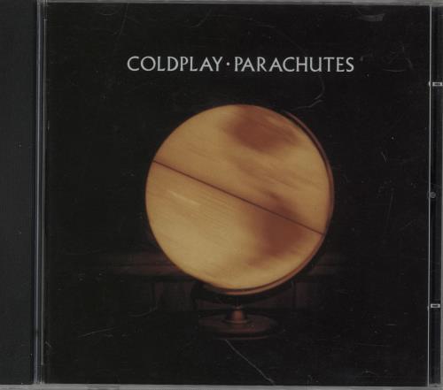 Coldplay Parachutes CD album (CDLP) UK DPYCDPA159925